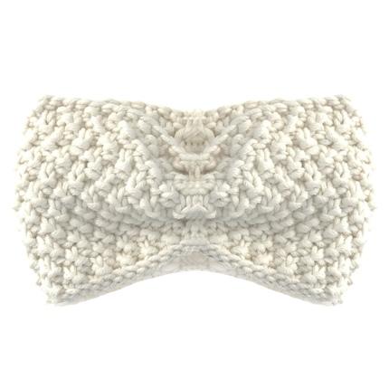 Bandeau headband laine bébé