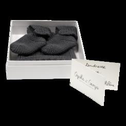 Cadeau Patapon gris