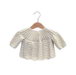 La brassière Fanfan en laine mérinos d'Arles