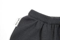 vetement de bebe-layette-pantalon-en-laine-merinos-gris-naissance-doux