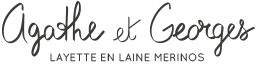 Agathe et Georges - Layette en laine mérinos